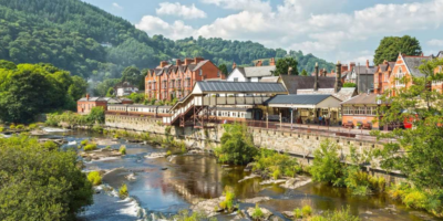 Four Great Highways, Llangollen Concept Design and Feasibility Study