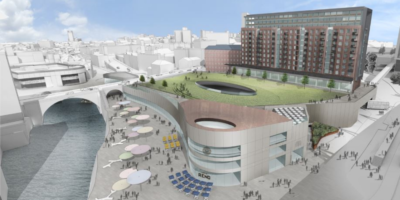 Engaging communities to inform proposals for a new urban park in Stockport